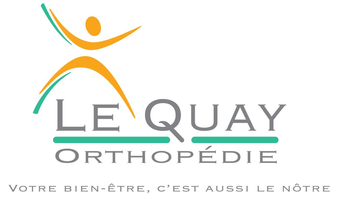 Logo Le Quay Orthopédie
