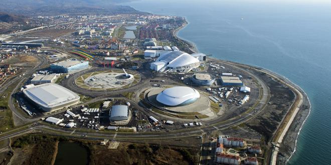 Parc Olympique de SOTCHI 2014